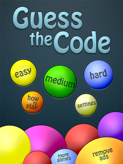 Guess The Code Free